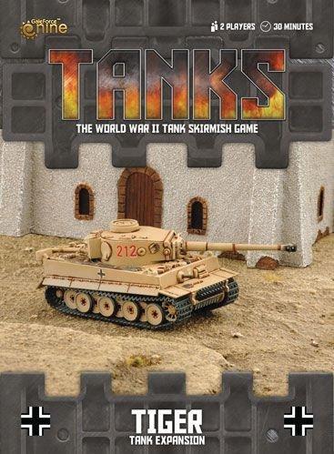 Tanks: Tiger Exp. (2017)
