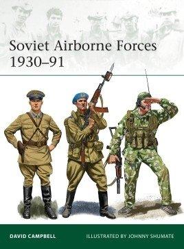 ELITE 231 Soviet Airborne Forces 1930–91