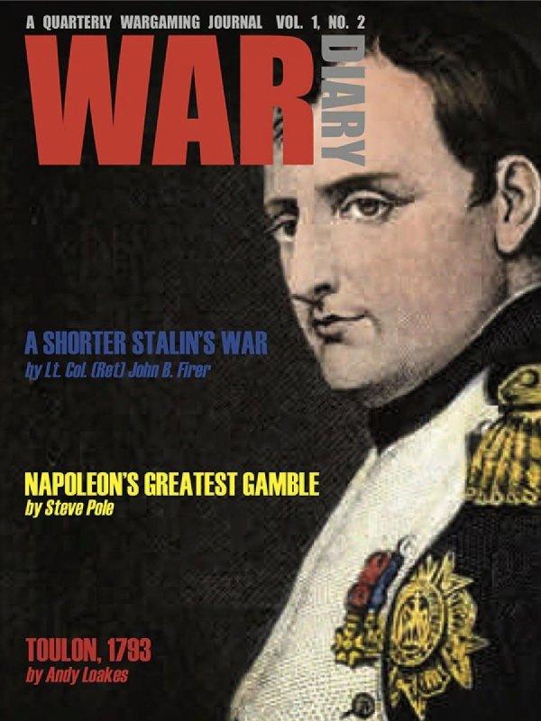 War Diary Magazine Issue #02