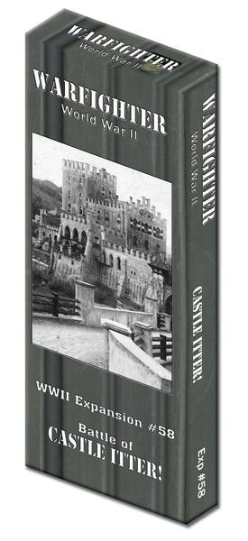 Warfighter WWII - Expansion #58 Battle of Castle Itter