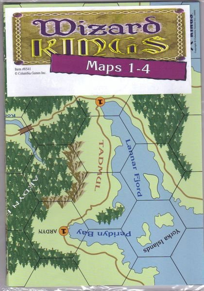 Wizard Kings: Map Pack 1 (1-4)