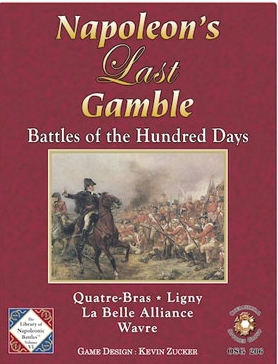 Napoleon's Last Gamble incl. Expansion Kit I