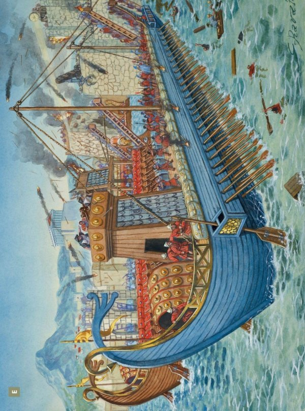 Okręty republikańskiego Rzymu 509-27 przed Chr.