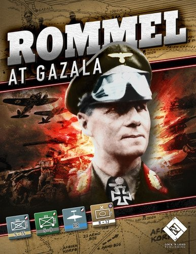Rommel at Gazala