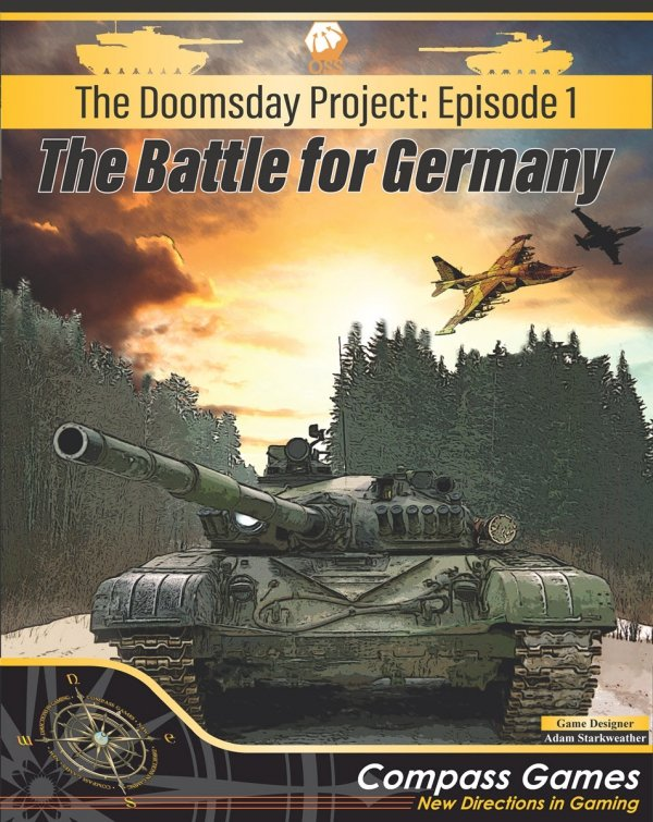 The Doomsday Project: Episode One, The Battle for Germany