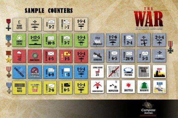 The War: Europe 1939-1945
