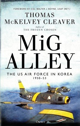 MiG Alley Hardback