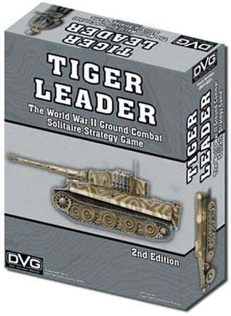 Tiger Leader 2nd edition