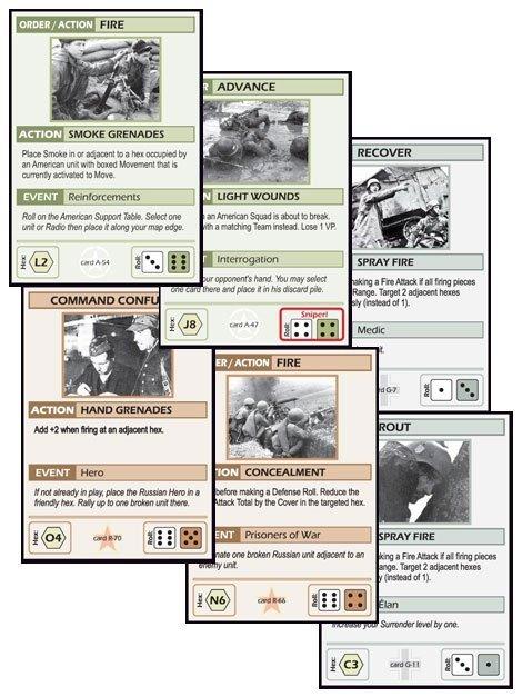 Combat Commander: Europe 4th Printing