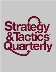 Strategy & Tactics Quarterly #9 American Revolution