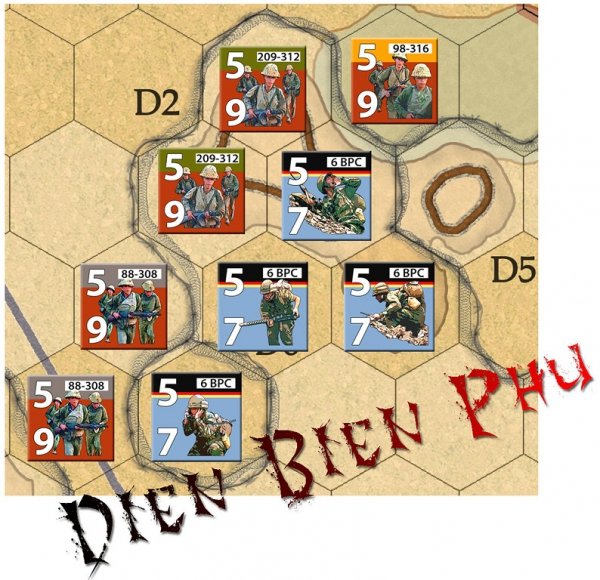 Dien Bien Phu: The Final Gamble 2nd edition