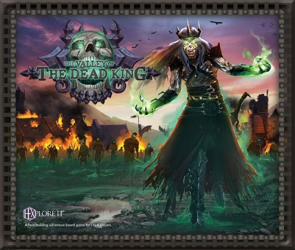 HEXplore It: The Valley of the Dead King