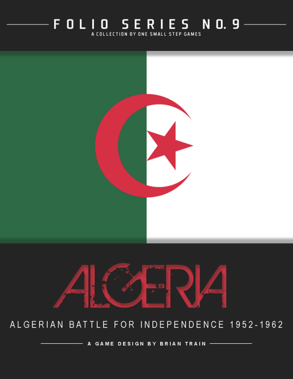 Folio Series No. 9: Algeria