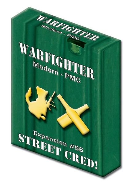 Warfighter Modern PMC- Expansion #56 Street Cred