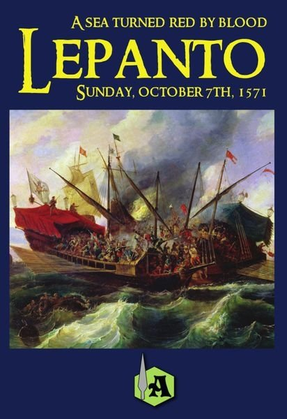 Lepanto 1571: A Sea Turned Red by Blood