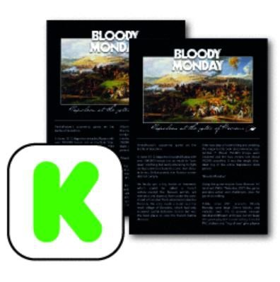 Bloody Monday, Kickstarter edition
