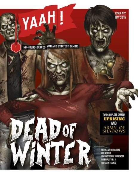 Yaah! #2 Dead of Winter