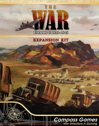 The War: Europe – Expansion Kit