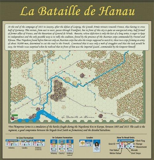 La Bataille de Hanau