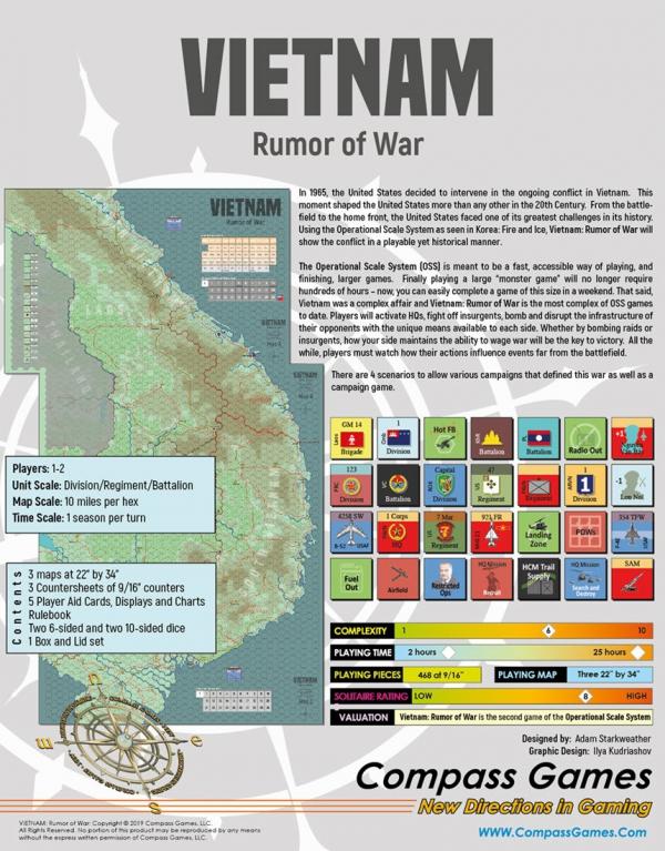 Vietnam Rumor of War