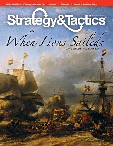 Strategy & Tactics #268 When Lions Sailed