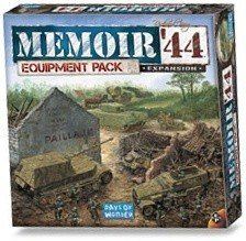 Memoir'44 - Equipment Pack