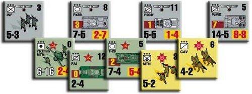 Panzer Grenadier: Eastern Front Delux