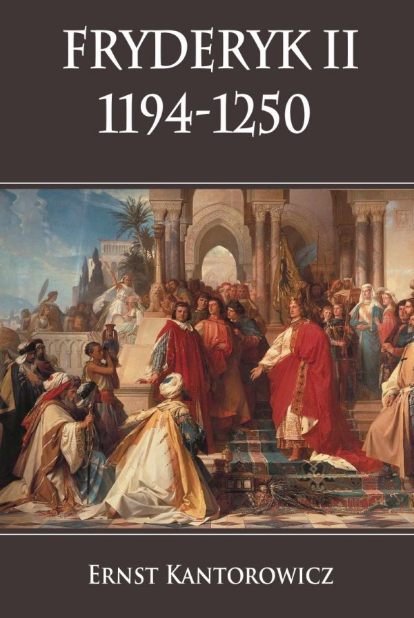 Fryderyk II 1194-1250 (miękka oprawa)