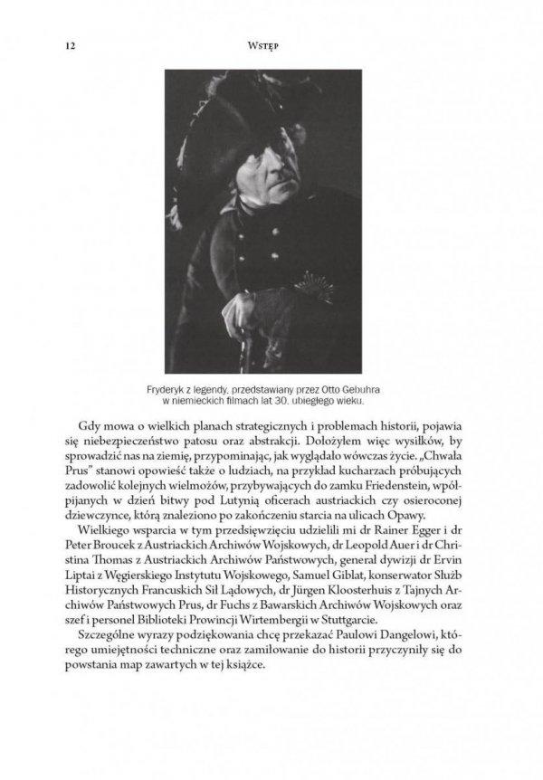 Chwała Prus. Rossbach i Lutynia 1757