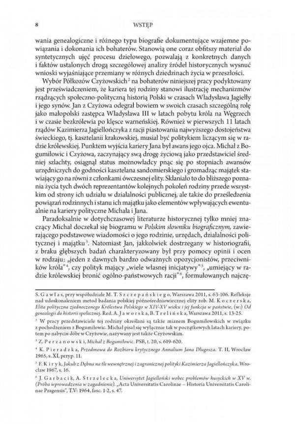 Jan z Czyżowa namiestnik Władysława Warneńczyka