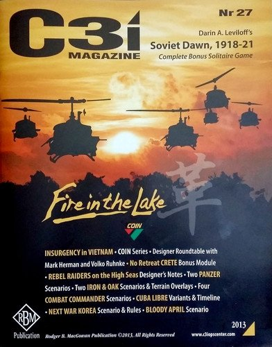 C3i Magazine Issue #27 - Soviet Dawn