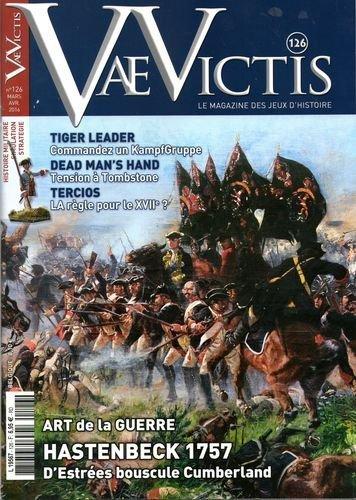 VaeVictis no. 126 Hastenbeck 1757