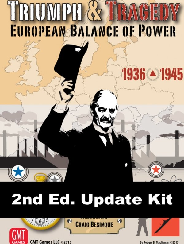 Triumph and Tragedy 2nd Ed. Update Kit