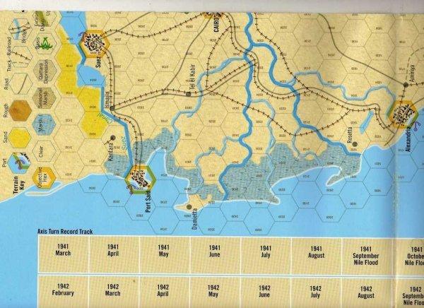 World at War #11 Afrika Korps: Decision in the Desert, 1941-42