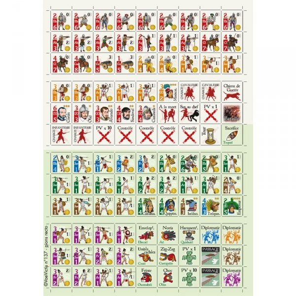 VaeVictis no. 137 Cortes et la conquete du Mexique