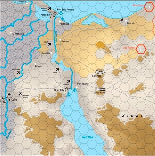 Modern War #32 Operation Musketeer