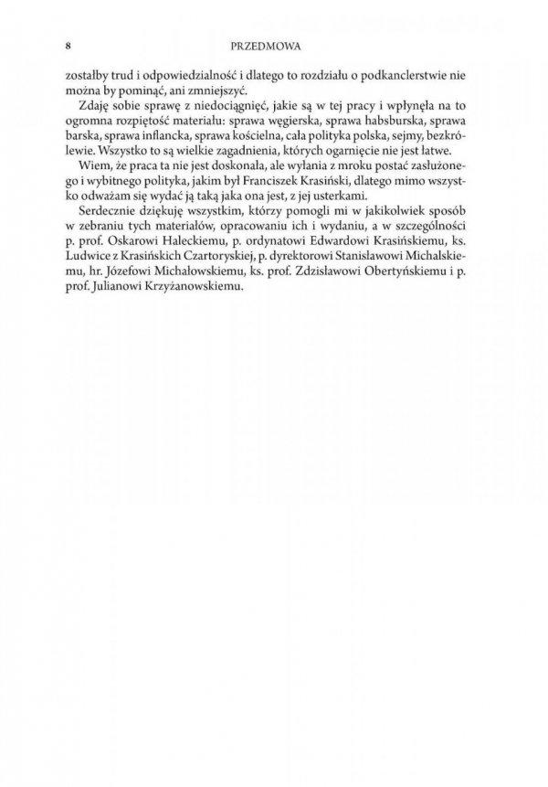 Franciszek Krasiński polityk Złotego Wieku