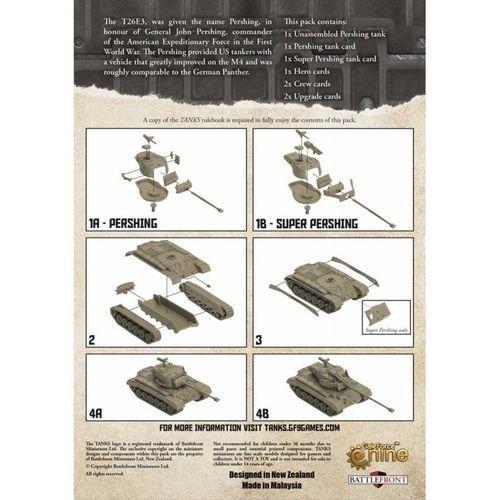 Tanks: Pershing Exp.