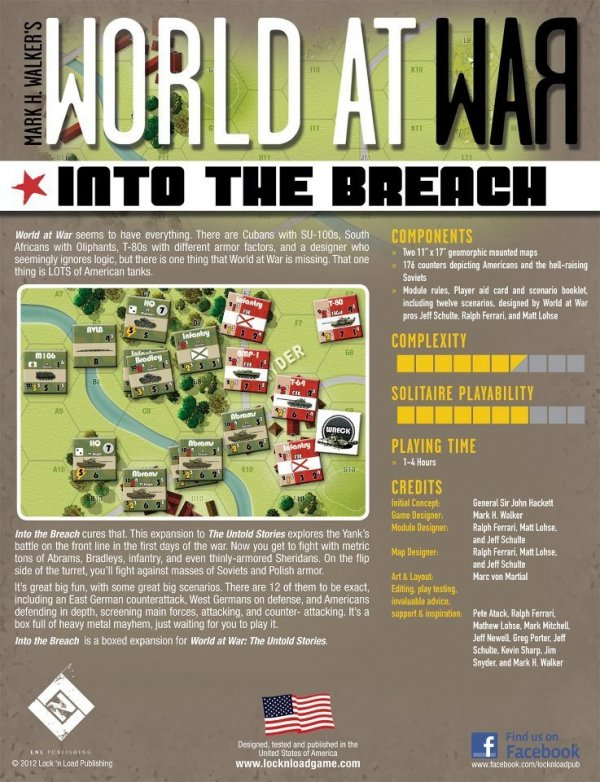 World at War: Into the Breach