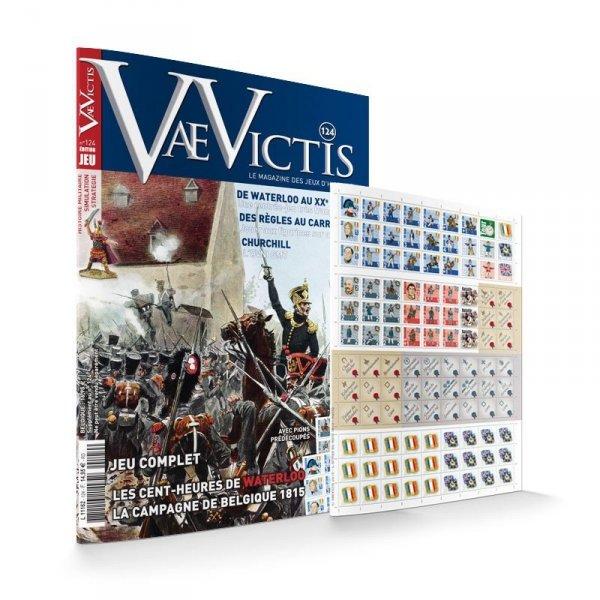 VaeVictis no. 124 Les cent-heures de Waterloo
