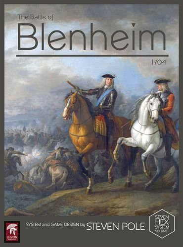 The Battle of Blenheim 1704