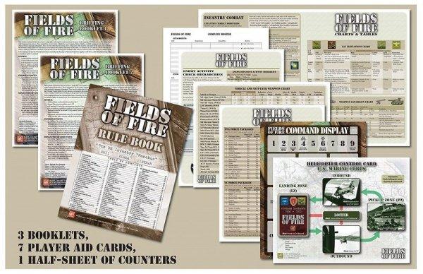 Fields of Fire 2nd Ed Update Kit