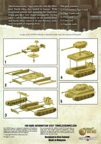 Tanks: Tiger Exp.