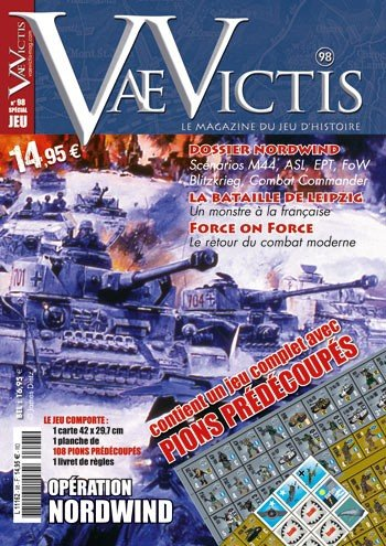 VaeVictis no. 98 Operation Nordwind