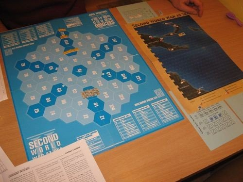Second World War at Sea: Coral Sea