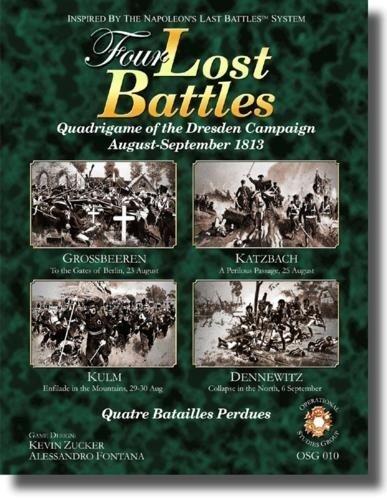 Four Lost Battles