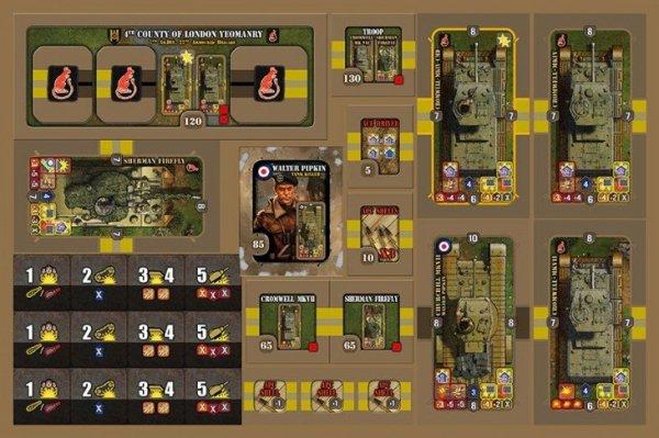 Heroes of Normandie: Commonwealth Army Box
