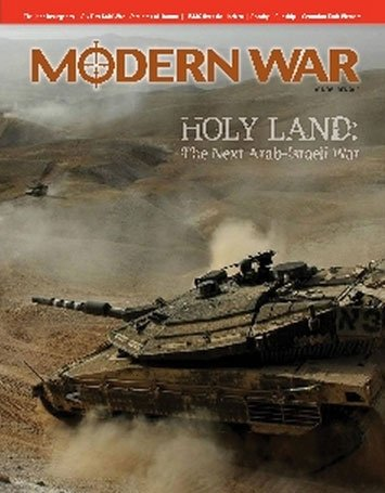 Modern War #8 SE Holy Land