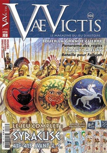 VaeVictis no. 103 Syracuse 415-413 avant J.C.