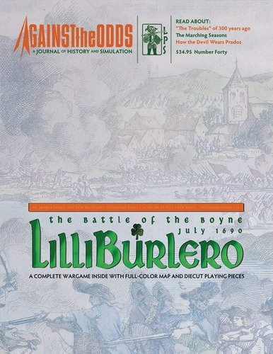 Against the Odds #40 - Lilliburlero